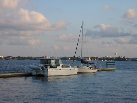 PDQ Power Catamaran in Stuart, Florida