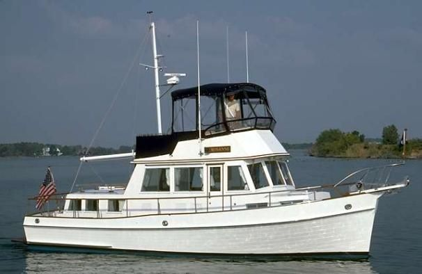 Grand Banks 36 Trawler