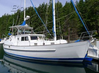 Willard 40 Trawler