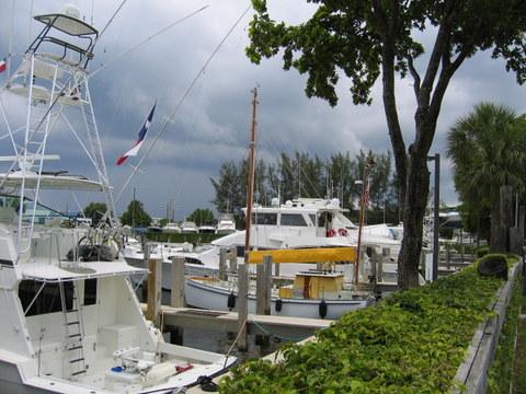 Where To Live Aboard:  Marina