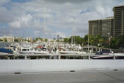 Where To Live:  Condominium Marina