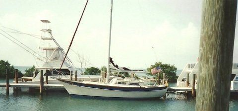 Living Aboard Silverheels At Plantation Key